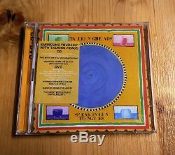 Talking Heads Speaking In Tongue CD/DVDRemaster(2006), Mega Rare, OOP, New