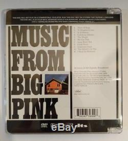 The Band Music From Big Pink DVD Audio Multichannel 5.1