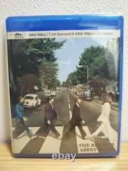 The Beatles ABBEY ROAD Blu-ray Audio Sound Stereo 7.1ch Surround 24bit-96khz NEW