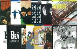 The Beatles Audiophile Master Collection Please Please 13×CD+13DVDaudio