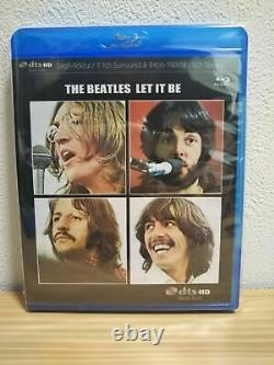 The Beatles LET IT BE Blu-ray Audio Sound Stereo 7.1ch Surround 2.0ch Stereo NEW
