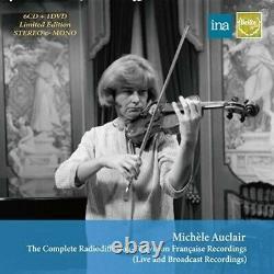 The Complete RTF Recordings Michele Auclair 6CD + 1DVD Spectrum Sound