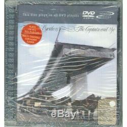 The Doobie Brothers DVD Audio The Captain And Me / Rhino 8122-78347-9 Sigillato
