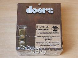 The Doors/Perception/12x CD + DVD Audio Box Set/Includes 24 Unreleased Tracks