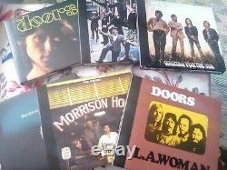 The Doors, Perception, 6x cd/ 6x DVD Audio, 5.1/Stereo, Box Set, mint, c/w Spyhole