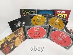 The Doors Perception Box Set 12 Disc CD/DVD-Audio Mulichannel Rhino