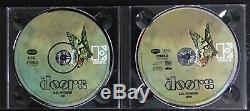 The Doors Perception Box Set Collectors Edition DVD Audio + CDs