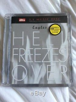 The Eagles Hell Freezes Over Dvd Audio
