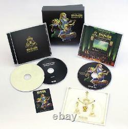 The Legend of Zelda Concert 2018 First Press Limited Edition