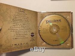 The Lord of the Rings The Return of the King Complete Recordings Box Set Green