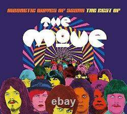 The Move Magnetic Waves Of Sound Best Of The Move New CD With DVD, Deluxe E