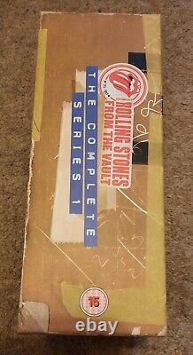 The Rolling Stones From The Vault Complete Series 1 DVD Box Set 1971-1990 (New)
