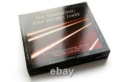The Symphonic Jean Michel Jarre Limited Edition 2 CD + Audio DVD 5.1