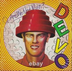 The Ultra Devo-Lux Ltd. Edition by Devo (2CD, DVD, Yellow 7) FACTORY SEALED
