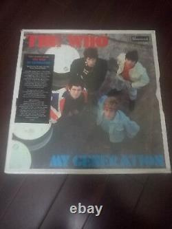 The Who My Generation Super Deluxe Edition Book+poster+card 5 CD Box Sealed