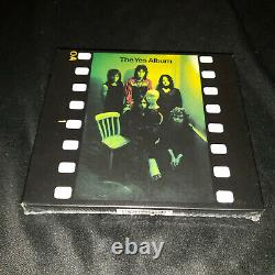 The Yes Album DVD Audio DTS CD 5.1 Surround Bonus Alternate Live Mix Sealed New