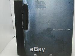 Thrak Box by King Crimson (12 CD / 2 DVD / 2 Blu-Ray, 2015, Inner Knot)