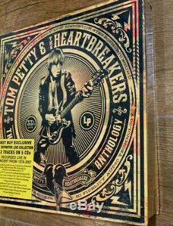 Tom Petty & the Heartbreakers Live Anthology Best Buy Exclusive BRAND NEW sealed