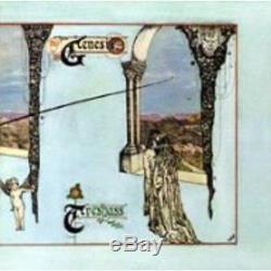 Trespass (+DVD) (Jpn) Genesis Audio CD