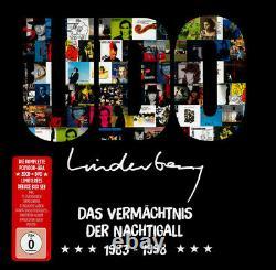 Udo Lindenberg Das Vermächtnis Der Nachtigall 1983-1998 21 CD/DVD Boxset
