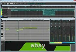 VOCALOID 4 Library sound area UNA PC software music production New