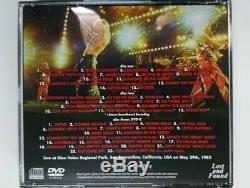 Van Halen The US Festival'83 Deluxe Edition 1983 2CD 1DVD