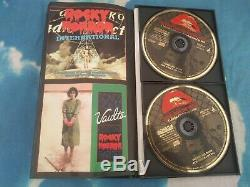 Various The Rocky Horror Picture Show Castle Music ROCKY 1 UK 4CD BOX SET