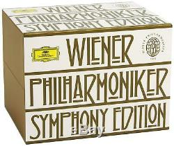 Wiener Philharmoniker Symphony Limited Edition 50 CD Box Set FREE SHIPPING