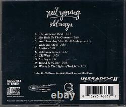 Young, Neil Old Ways MFSL Gold CD UDCD 663 ohne J-Card