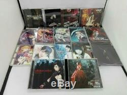 Yousei Teikoku 16 Discos Singles Audio CD & DVD / Free Shipping to Mexico