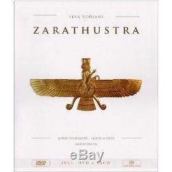 Zarathustra +DVD Sina Vodjani Audio CD