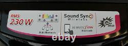 (wi1) LG CM4360 Mini CD/FM Radio/Bluetooth HiFi System